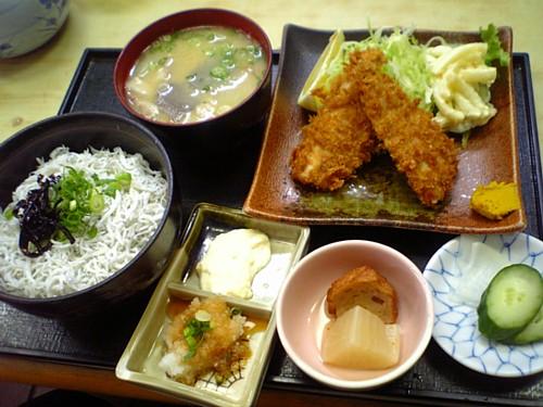 しらす丼と鯵フライ定食-00019.jpg