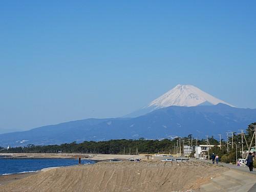 0432-沼津からの富士山