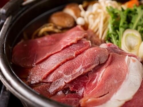 45-いのしし鍋
