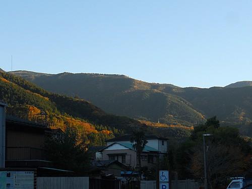 5561-天城の山並み