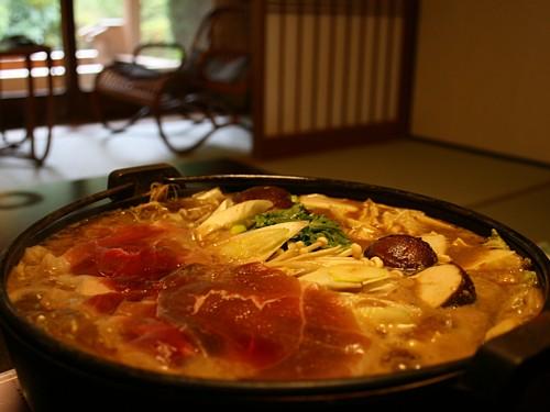 0654-いのしし鍋